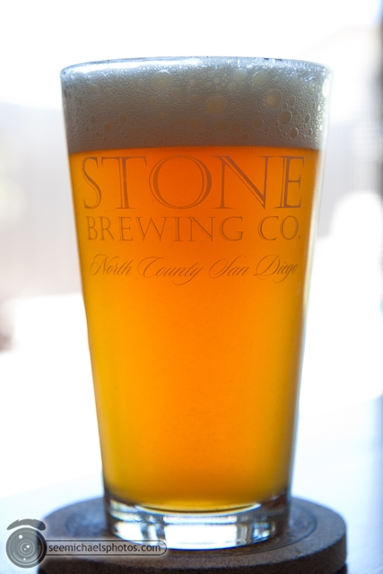 Stone Green Tea IPA 72111 © Michael Klayman-005