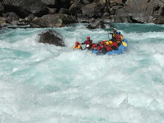 Going Big on the Karnali river Adventure Rafting and kayaking trip