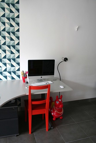 plaats om te bloggen