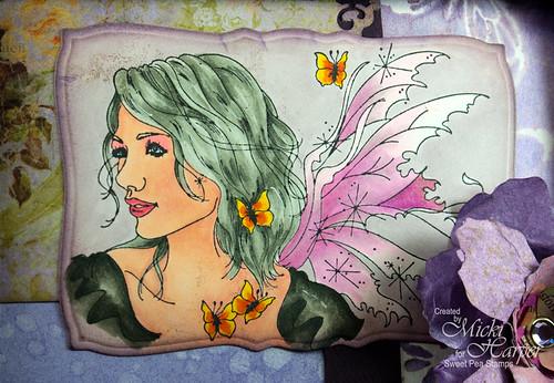 Blue-Butterfly-Fairy-in-Lavender
