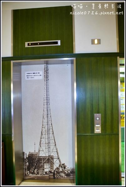 札幌電視塔夜景