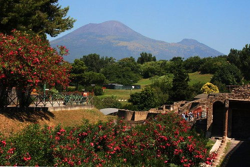Mount Vesuvius by photographerglen, on Flickr