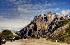 Dolomites - Passo di Valparola