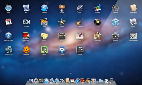 First Look - Mac OS X Lion [review]