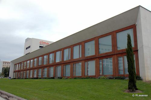 Edificio de la compañía de seguros Acunsa en la Avenida de Pío XII