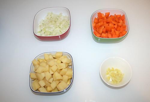 13 - Gemüse schneiden