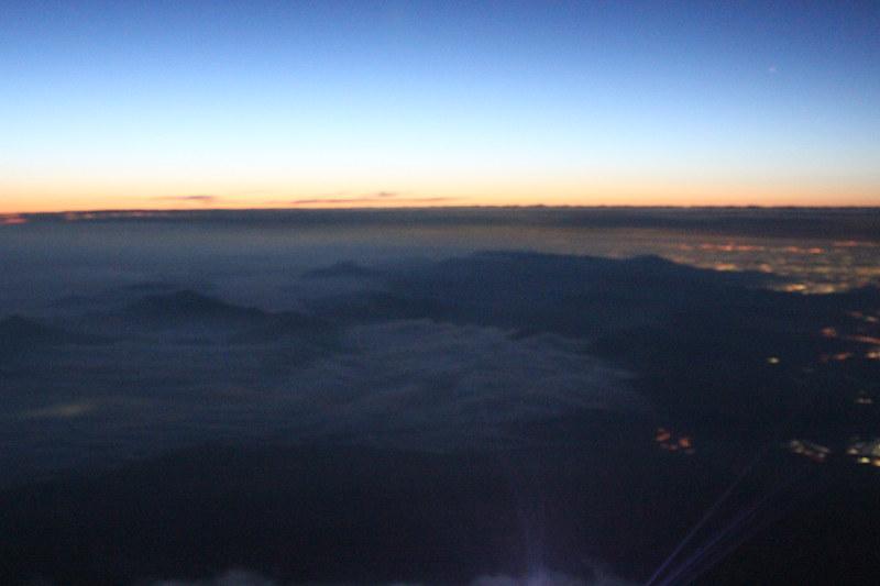 富士山9合目