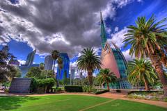 Perth Bell Tower (Gadget Man) Tags: pentax sigma perth wa 1020mm 1020 westernaustralia hdr kx pentaxkx sigma1020