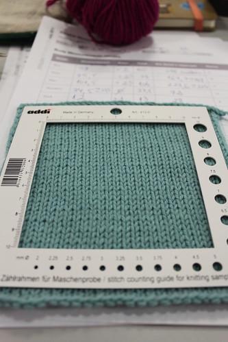 "Knit Nation - ""Seamless Knitting: Moving Beyond the Raglan"" Class"