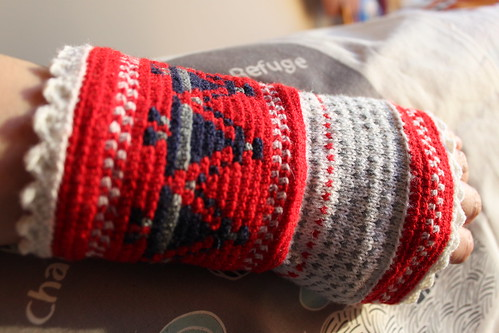 My Sample (Korsnas Crochet)