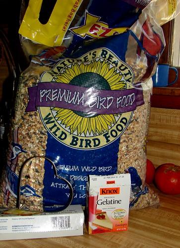 Birdseed Hangers pic 7