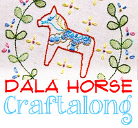 Dala Horse Craftalong 2011