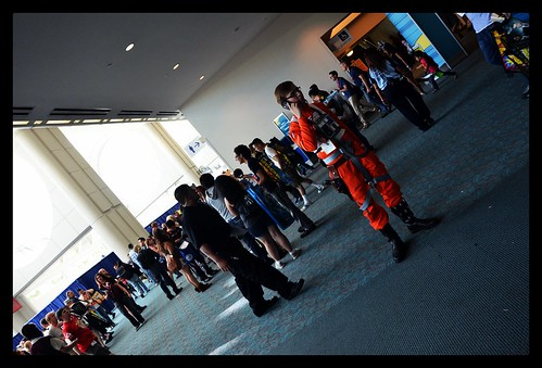 SDCC 2011 - Red Five