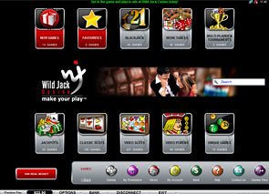 Gnuf.Com Casino Lobby