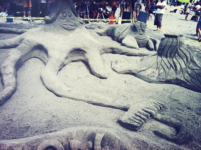 IB Sandcastle Competition