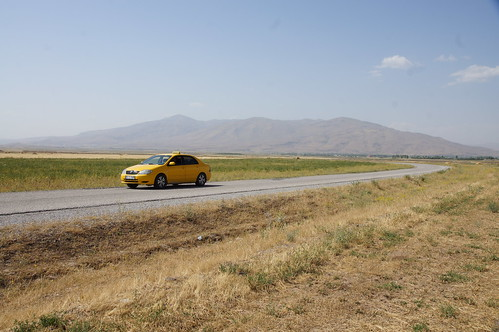 Today we went out for a drive into the golden brown countryside of Van Province by CharlesFred