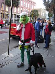 Grinch in Charleston
