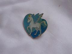 Pegasus Pin (Hearts) (Elysion's Princess) Tags: moon pin pegasus pins collection collections sailor sailormoon helios