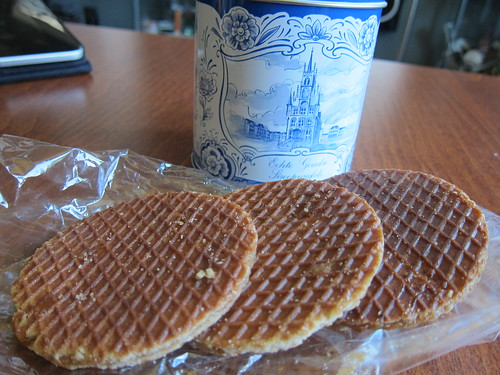 Parker bday gifts Stroopwafel July 2011 014