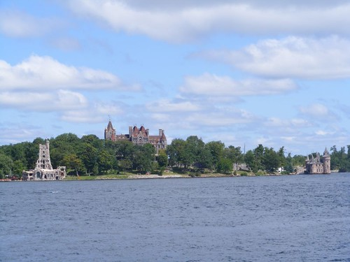 Heart Island with Boldt Castle