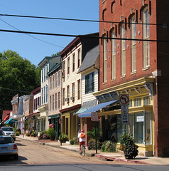 Maryland Ave, Annapolis (by: Mr T in DC, creative commons license)