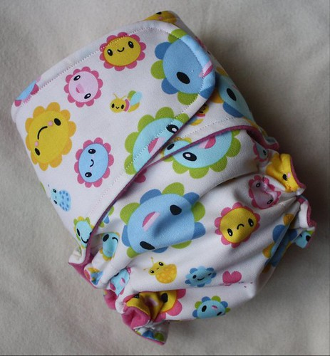 Happy Flowers Skinny Britches AI2