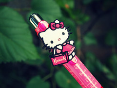 Hello Kitty Harrods Ballpoint Pen (Moon Memento    ) Tags: uk pen unitedkingdom britain hellokitty harrods sanrio collection collections gift present pens stationary 2011  hellokittystationary hellokittygift  hellokittypens hellokittypen hellokittyengland sanrioengland hellokittypresent sanriogift