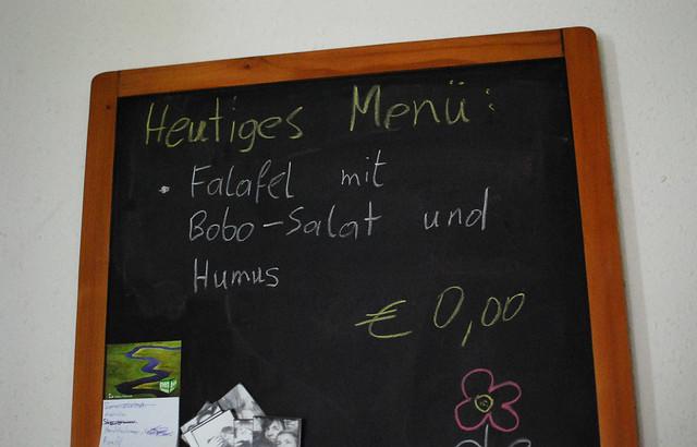 Heutiges Menü