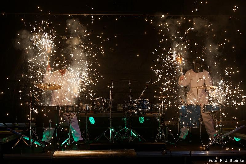 drumsformers_live