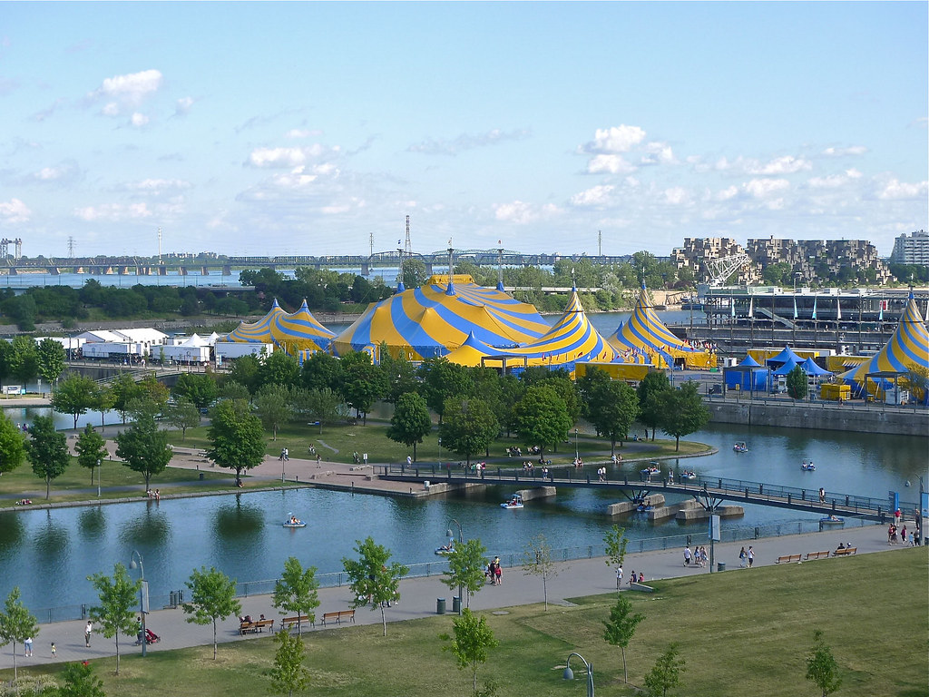 Copyright Photo: Le Cirque du Soleil - Quai Jacques Cartier by Montreal Photo Daily, on Flickr