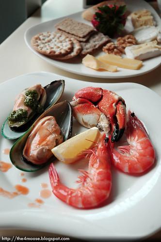 Triple Three - Seafood