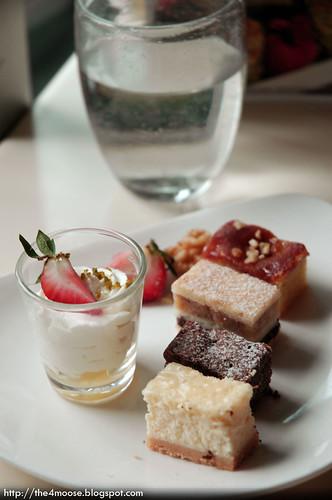 Triple Three - Desserts