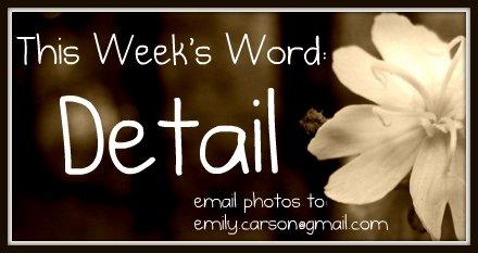This Week's Word, Detail