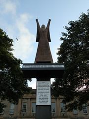 Clyde Street Memorial (JohnnyDefault) Tags: clyde memorial war spanish international civil brigade strret