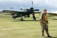 Show before the show (joseluiscel (Aviapics)) Tags: show vintage duxford iwm flyinglegends egsu