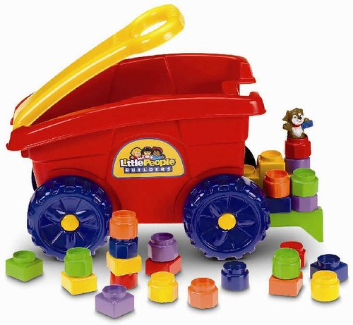 Little People® Builders' Load 'n Go Wagon