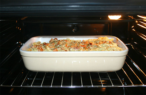 31 - Im Ofen überbacken