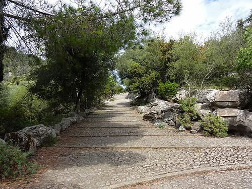Lluc Monastery Walk