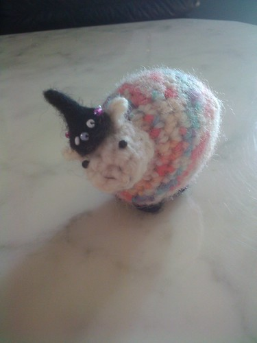 Prize witchy sheep