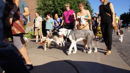 NorthEast Dog Parade 2011