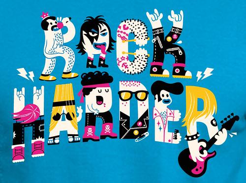 Rock Harder