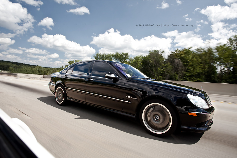 Secondhand Saint Mercedes Benz S55 Amg S65 Amg S600
