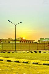 Sun (Yousef Malallah) Tags: sunset sun beautiful night sunrise wonderful day god sony it mosque kuwait  mal hdr allah   yousef    a700     anawesomeshot malallah  mqams