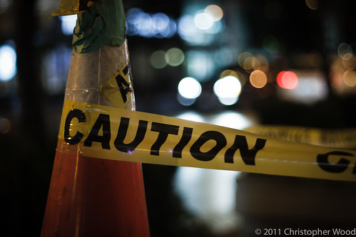 Caution II