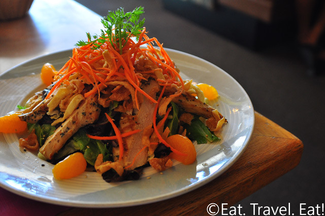 Chinese Chicken Salad 1