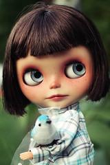 Birdy Girl - 214/365 ADAD 2011