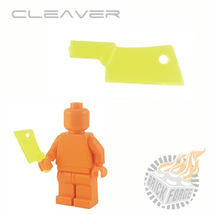 Cleaver (of the Arcane) - Trans Neon Green