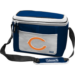 Chicago Bears Coleman 12 Pack/Can Cooler Bag