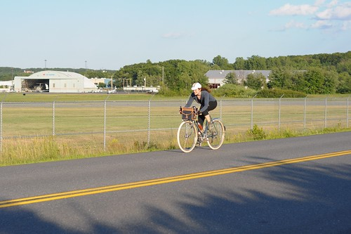 Randonneur Flying, Hanscom AFB