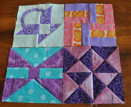 farmer's wife blocks 3-6